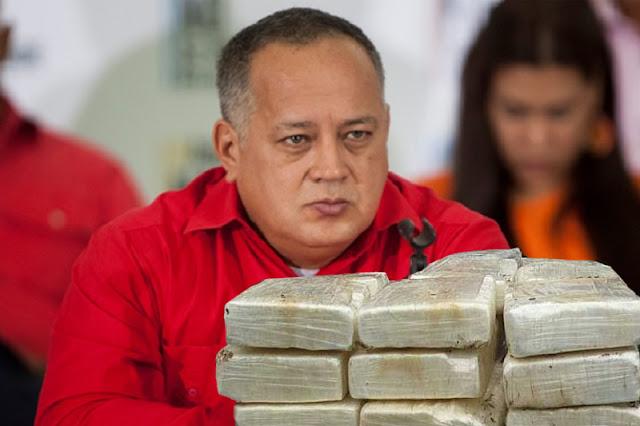Guerrillero de las FARC implicó a Diosdado Cabello en caso de Narcotráfico