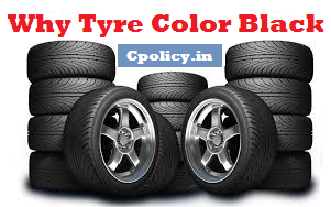 Why Tyre Color Black