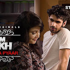 Devashish and Rajsi Verma and Swasti Kapur web series Charmsukh Sautela Pyar