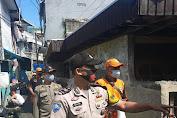 Meski Hari Libur, Ronda Covid-19 Tetap Berjalan di Kelurahan Duri Selatan.