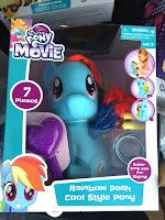 MLP The Movie Rainbow Dash Styling Head