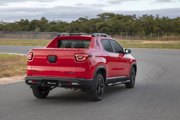 Fiat Toro ultrapassa a marca de 300 mil unidades vendidas no Brasil