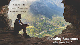 Connect to Inner Peace and Wellness today with Healing Resonance with Kristi Borst