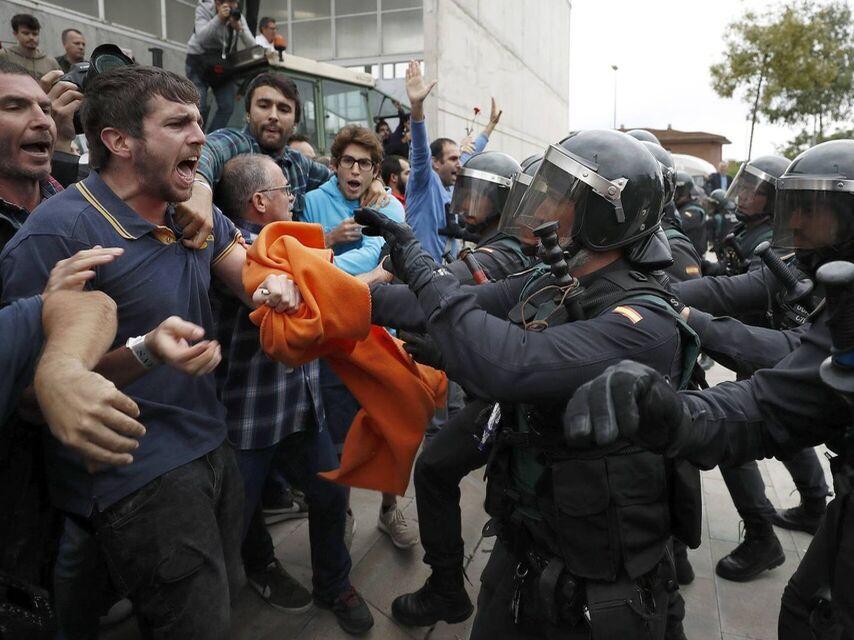 El empresario catalan Gerard Bellalta, en 'Alt News': «Estamos muy cerca de ver correr sangre en las calles de Cataluña»