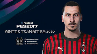 PES 2017 Option File Winter Transfers 2020