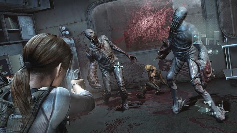 Resident Evil: Revelations será lançado ano que vem no PlayStation 3, PlayStation 4, Xbox 360, Xbox One e PC