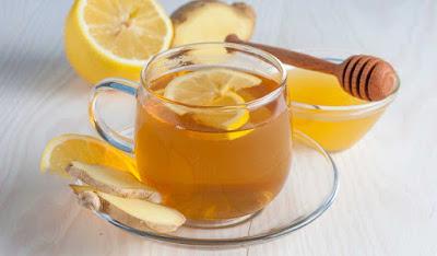 فوائد الزنجبيل والليمون قبل النوم