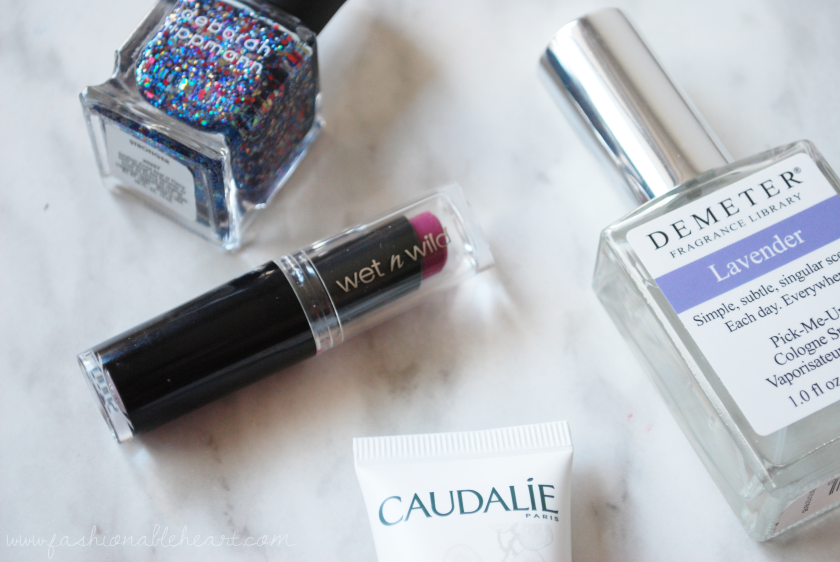 bbloggers. bbloggersca, wet n wild, sugar plum fairy megalast lipstick, swatches, review