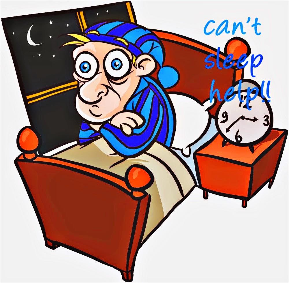faktor penyebab insomnia
