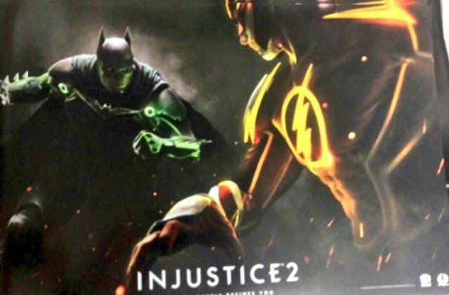 Filtrada imagen del supuesto Injustice 2 1