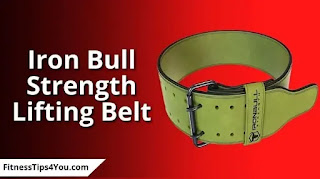 Iron Bull Strength Lifting Belt