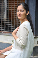 Radhika Cute Young New Actress in White Long Transparent Kurta ~  Exclusive Celebrities Galleries 016.JPG