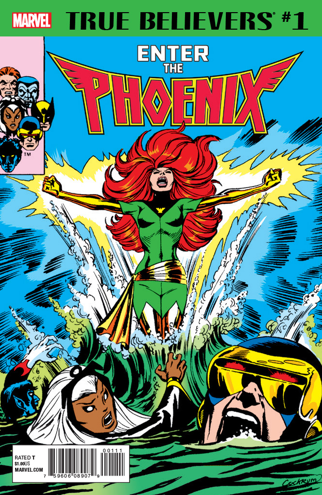 TRUE BELIEVERS: PHOENIX Comics