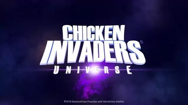 Chicken Invaders 6 - Universe | Download Full Game