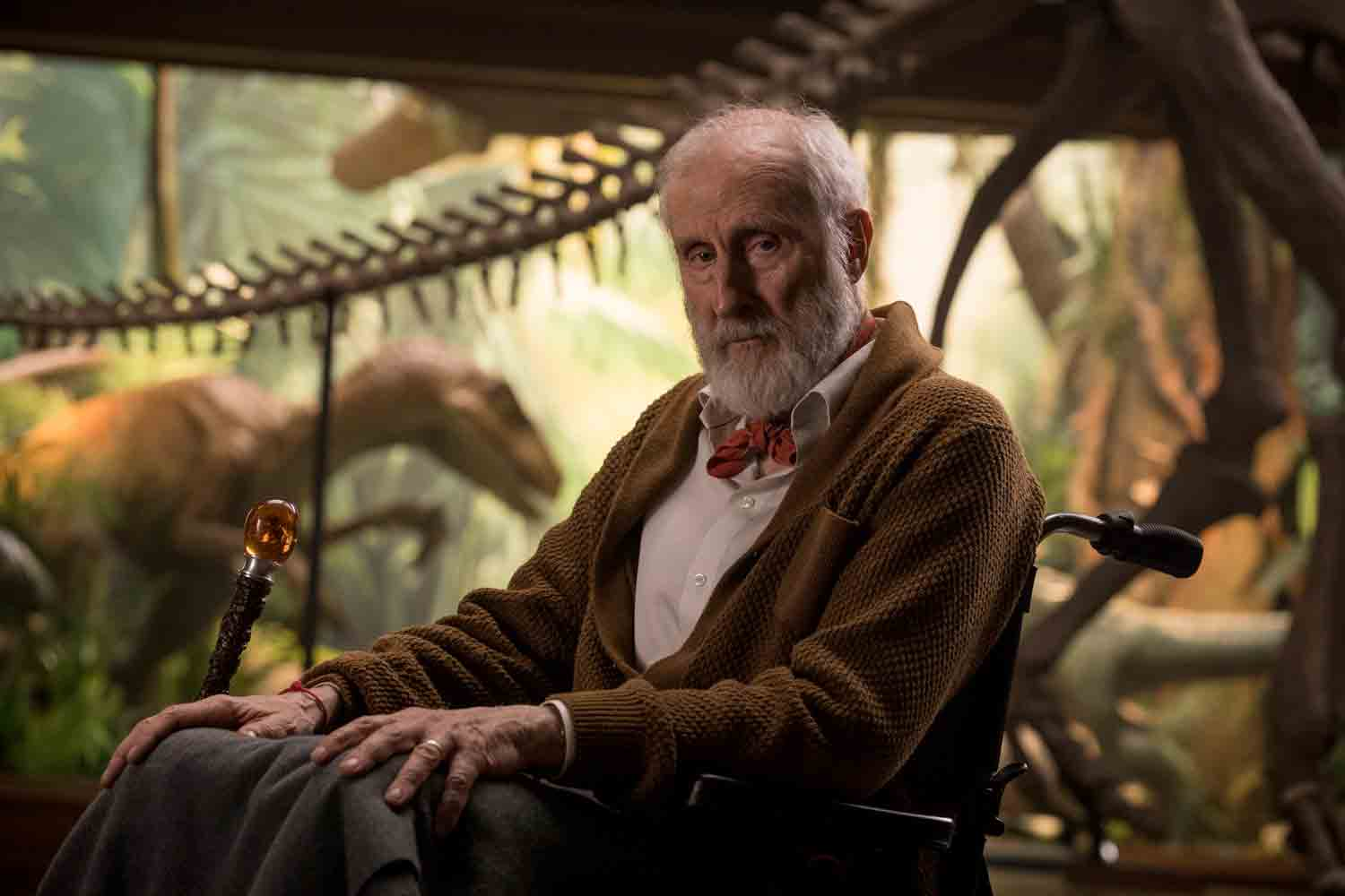 JURASSIC WORLD: EL REINO CAÍDO - James Cromwell