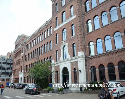 荷兰卡桑钻石厂