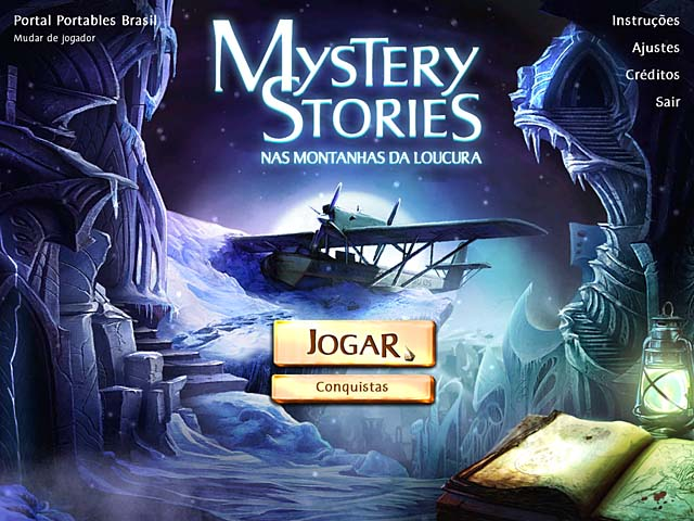Mystery Stories - Nas Montanhas da Loucura