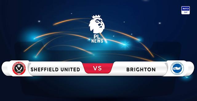 Sheffield United vs Brighton Prediction & Match Preview
