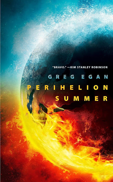 Greg Egan - Perihelion Summer