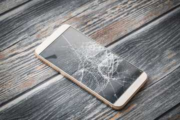 Since the iPhone 4 it's become common for smartphones to not only have glass screens but glass on the back as well.