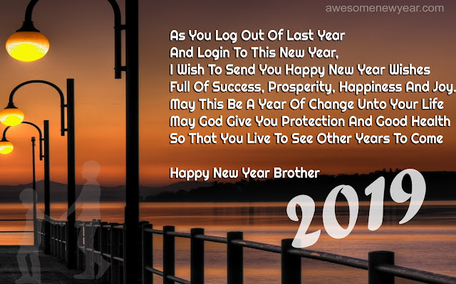New Year Sayings 2019