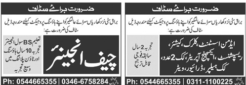 Burq City Housing Project Near Kharian Jobs 2021 - Latest Jobs 2021 - Contact No :- 0346-6758284, 054-4665355