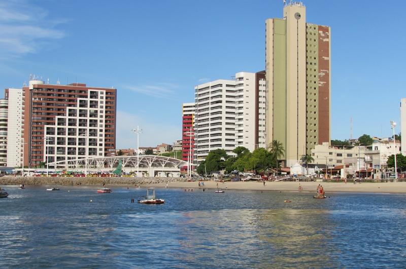 Praias de Fortaleza: Mucuripe