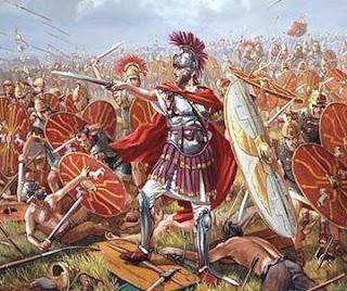 Pasukan terkuat di dunia / Romawi / Catatan Adi