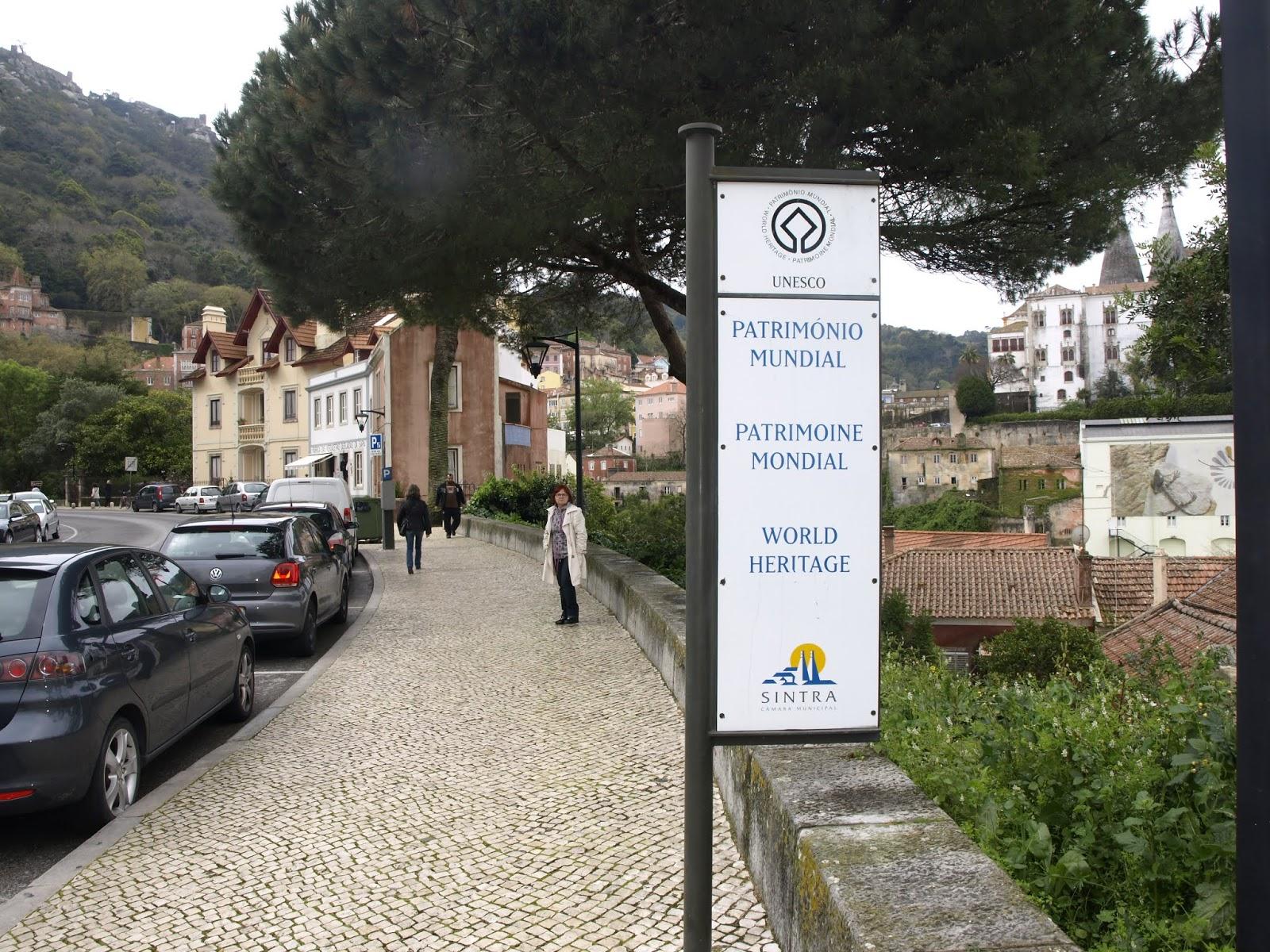 Centro de Sintra - Portugal
