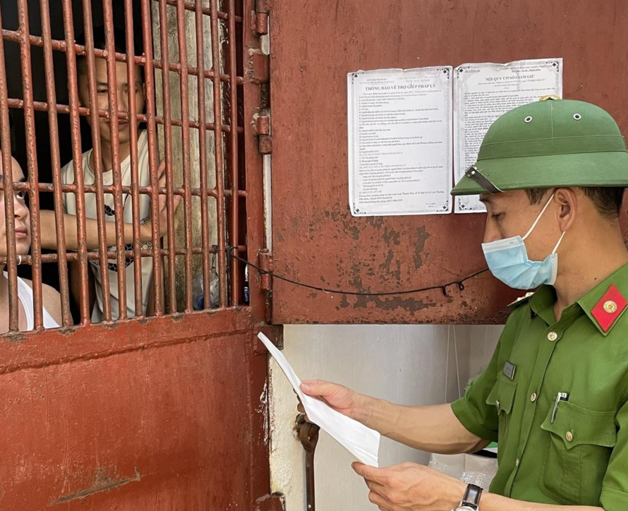 Người bị tạm giam, tạm giữ bỏ phiếu bầu cử thế nào