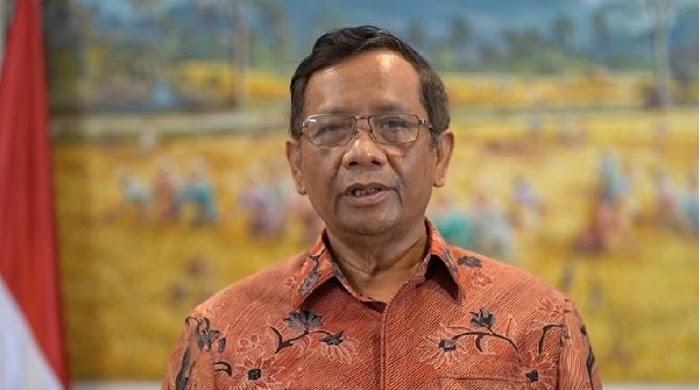 Penjelasan Lengkap Mahfud Md Bolehkan Front Persatuan Islam Usai FPI Dilarang