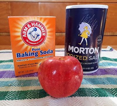 Recreate the mummification process & make an apple mummy using apples, salt, baking soda. Enrichment activity for Ancient Egypt social studies units.  #kellysclassroomonline