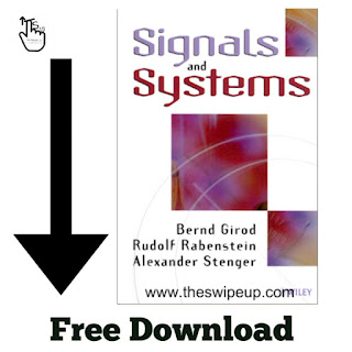Free Download PDF Of Signal And System By Bernd Girod