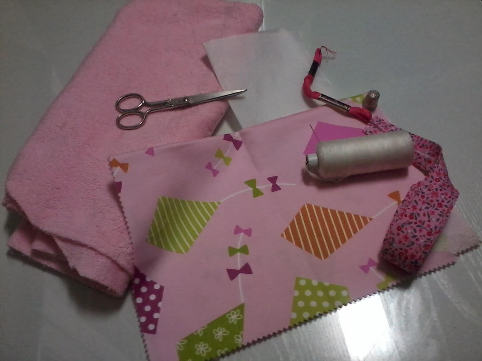 Idea con tus manos toalla capa de ba o para bebe - Capas de bano bebe personalizadas ...