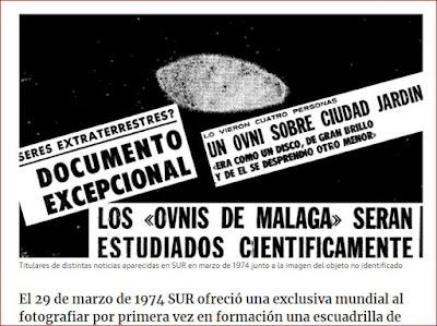 Imagen Sur Ovnis en Malaga