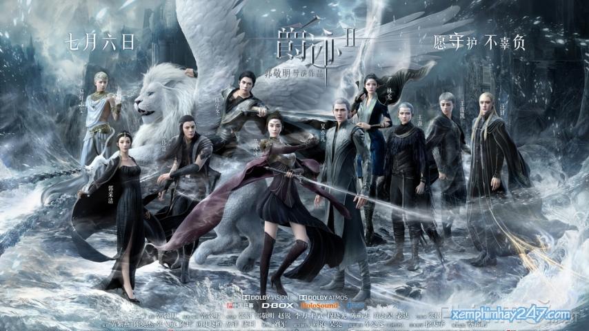 http://xemphimhay247.com - Xem phim hay 247 - Tước Tích 2 - Lãnh Huyết Cuồng Yến (2020) - L.o.r.d Legend Of Ravaging Dynasties 2 (2020)