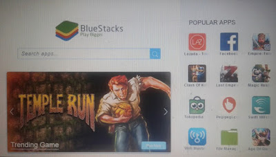 Cara Bermain Game COC di PC dengan Bluestacks