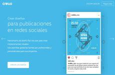 Crello: editor visual online con más de 10.000 plantillas gratuitas para crear gráficos para Facebook, Twitter, Instagram y otras redes sociales