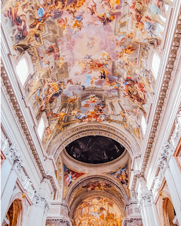 Igreja de S.Inácio, Roma