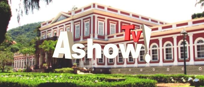 Em novo canal: AshowTV! já tem data para estrear seu sinal digital.