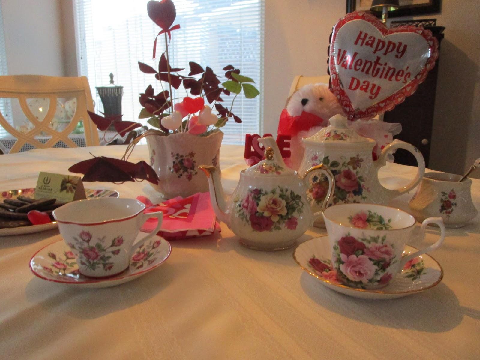 Karen's Cottage and Castle: Happy Valentine's Day!