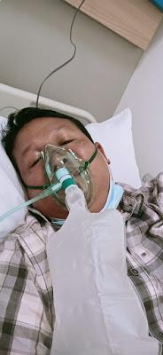 gejala covid sesak nafas