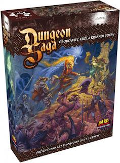 Dungeon Saga: Grobowiec Króla Krasnoludów - Jake Thornton
