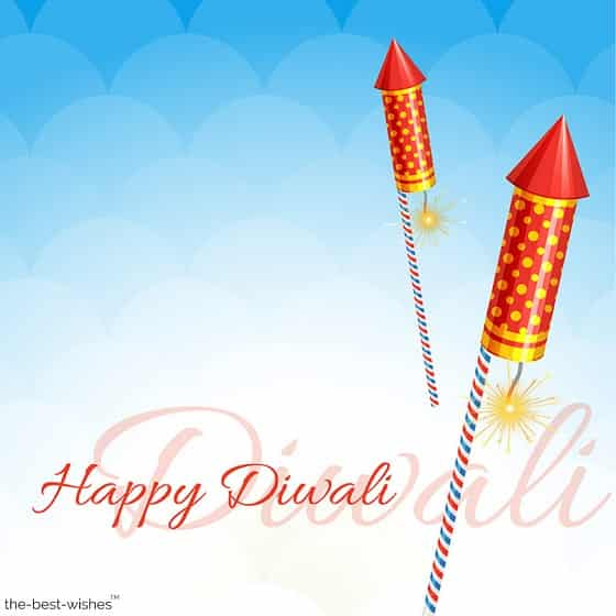 diwali images with crackers