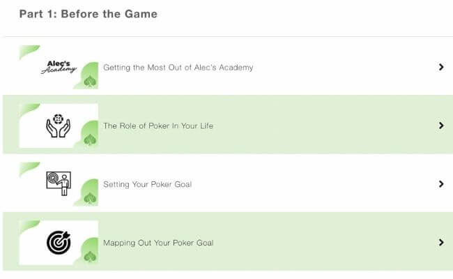 Alec's Academy Review