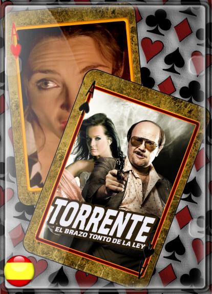 Torrente, el Brazo Tonto de la Ley (1998) DVDRIP ESPAÑOL