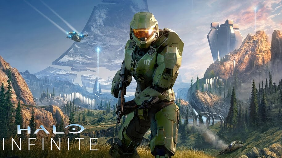 Halo Infinite, Master Chief, 4K, #7.2397