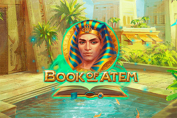 Main Gratis Slot Demo Book of Atem (Microgaming)