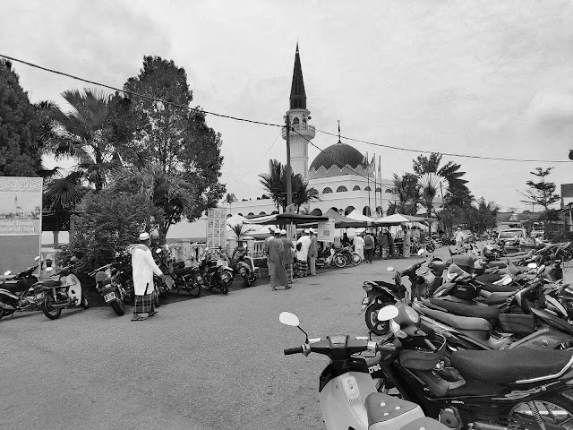 10 Masjid Dan Surau Sekitar Temerloh Ditutup Sementara Berikutan Peningkatan Kes Jangkitan COVID-19