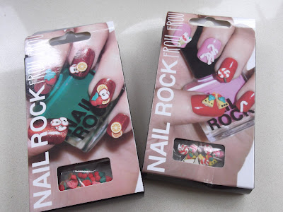 Nail Rock Frou Frou Fruits